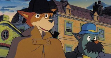 Sherlock Holmes Miyazaki