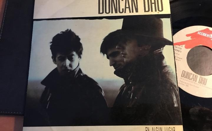 Duncan Dhu - En algún lugar