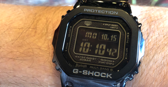 Casio G-Shock 1983