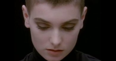 Sinéad O'Connor Nothing Compares 2U