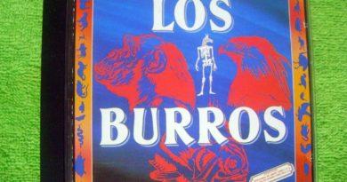 Los Burros - Huesos