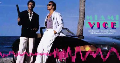 Jan Hammer - Crockett's Theme - Miami Vice
