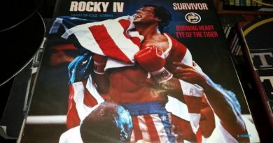 Survivor Burning Heart Rocky IV