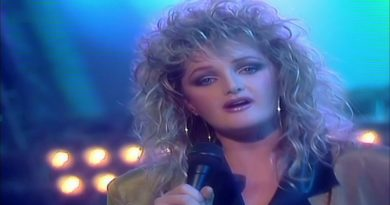 Mike Oldfield y Bonnie Tyler - Islands