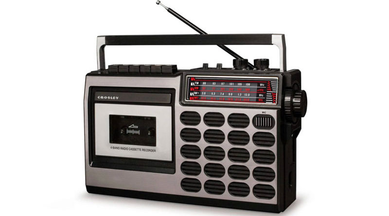 El radiocasete está de vuelta