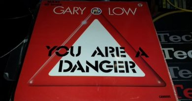Gary Low - You are a danger