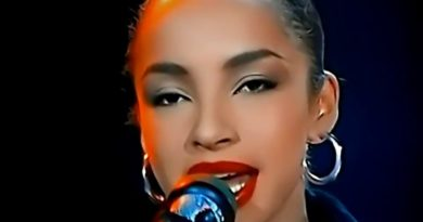 "Sade - ""Smooth Operator"""