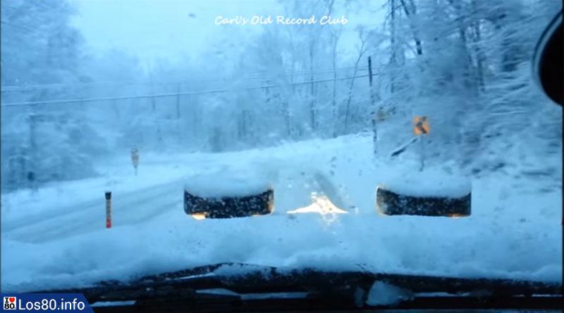 Chris Rea — «Driving Home For Christmas»
