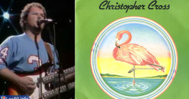Christopher Cross — «Sailing»