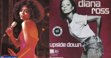 Diana Ross — «Upside Down»