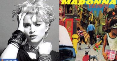Madonna ― «Everybody»