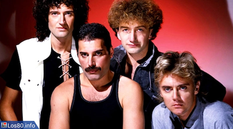 Queen — «Thank God It's Christmas»