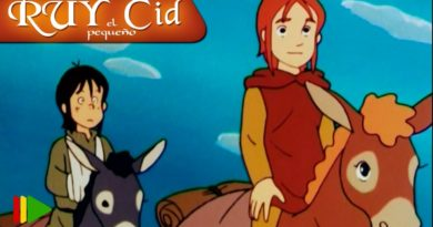 Ruy, el pequeño Cid