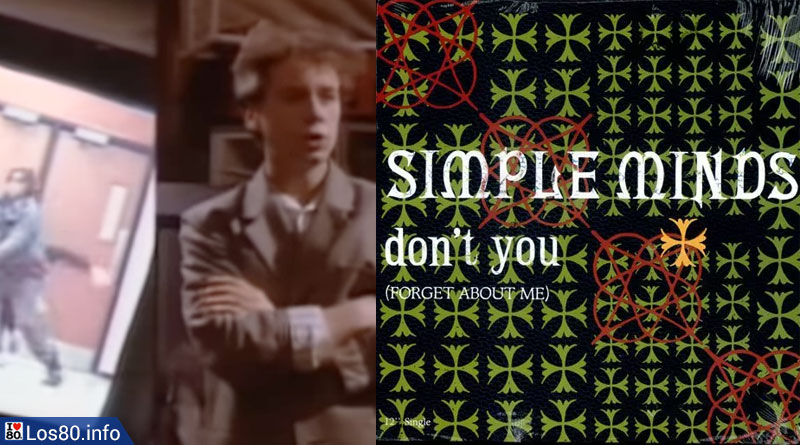 Simple Minds — «Don't You (Forget About Me)» (El Club de los Cinco)