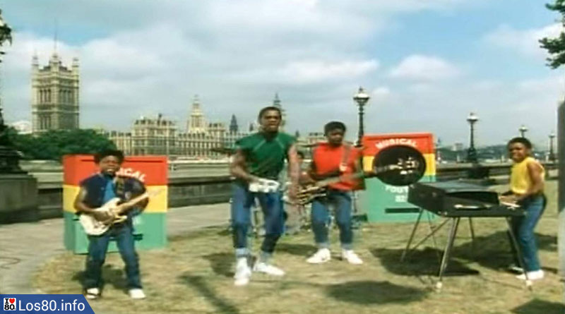 Musical Youth ― «Pass the Dutchie»