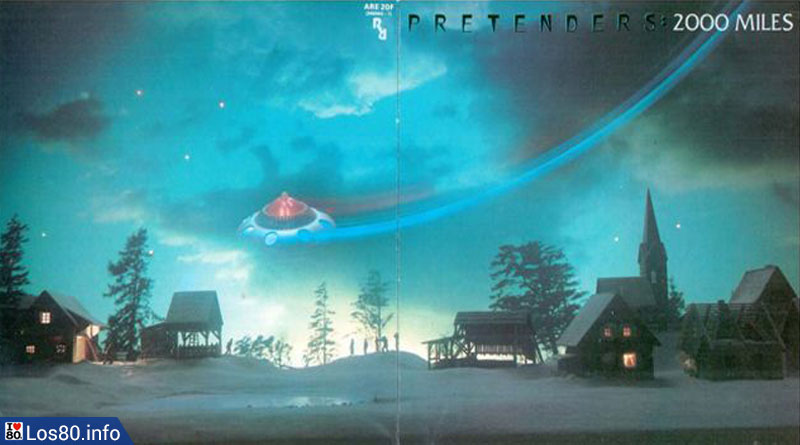 The Pretenders — «2000 Miles»